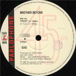 Brother Beyond - Trust download mp3 flac