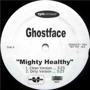 Ghostface - Mighty Healthy download mp3 flac
