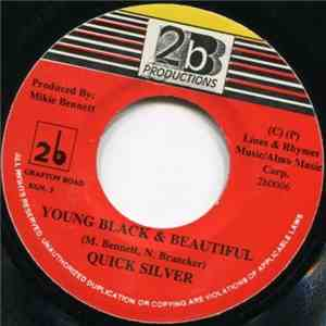 Quick Silver - Young Black & Beautiful download mp3 flac