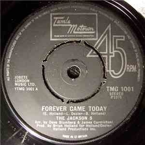 The Jackson 5 - Forever Came Today / I Can't Quit Your Love download free