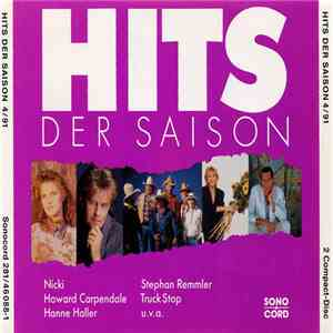 Various - Hits Der Saison 4/91 download mp3 flac